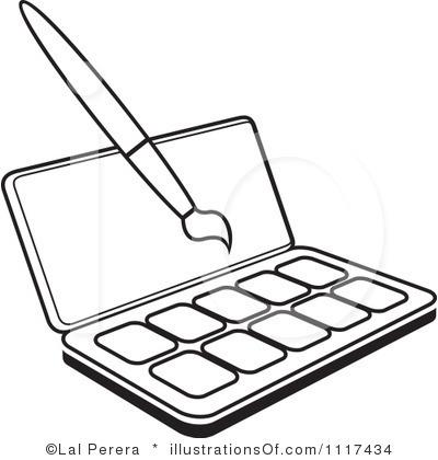 400x420 Artist Paint Brush Clip Art Painting Clip Art