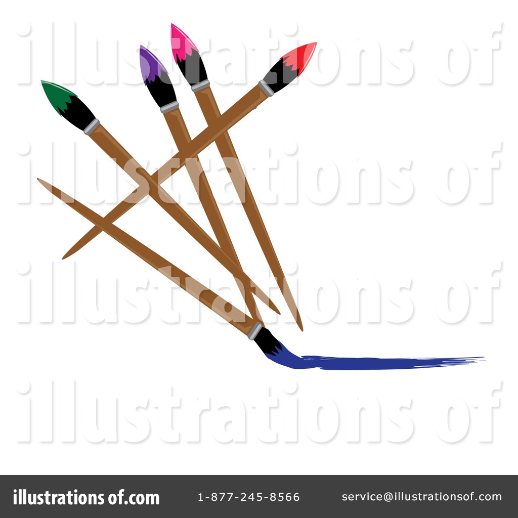 1024x1024 Paintbrush Clipart