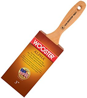 284x320 Wooster Brush 4233 3 Alpha Paintbrush, 3 Inch