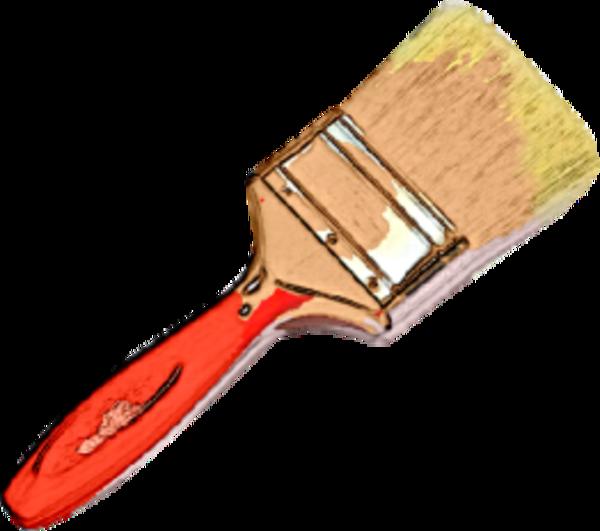 600x531 Paintbrush Free Images