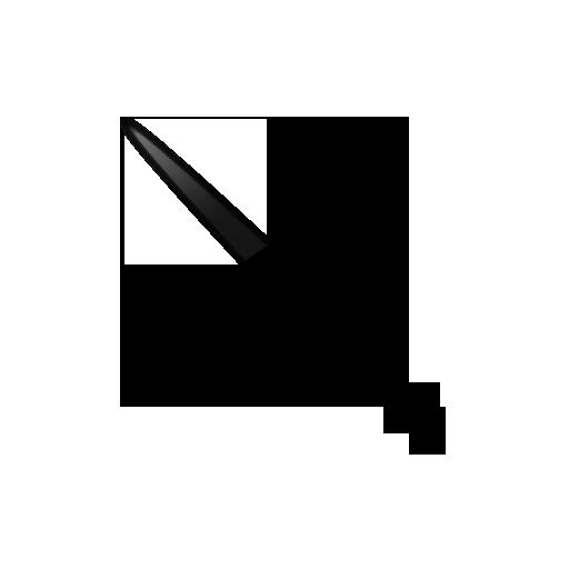 512x512 Paintbrush Paint Brush Clip Art Black And White
