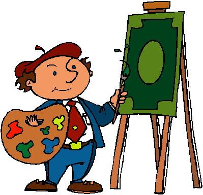399x384 Painting Clip Art Painting Clip Art Photos