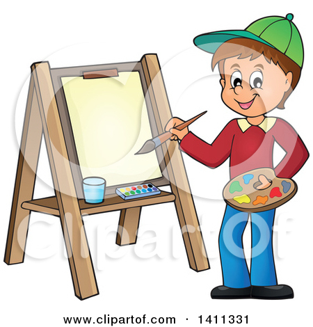 450x470 Illustration Painting Clipart