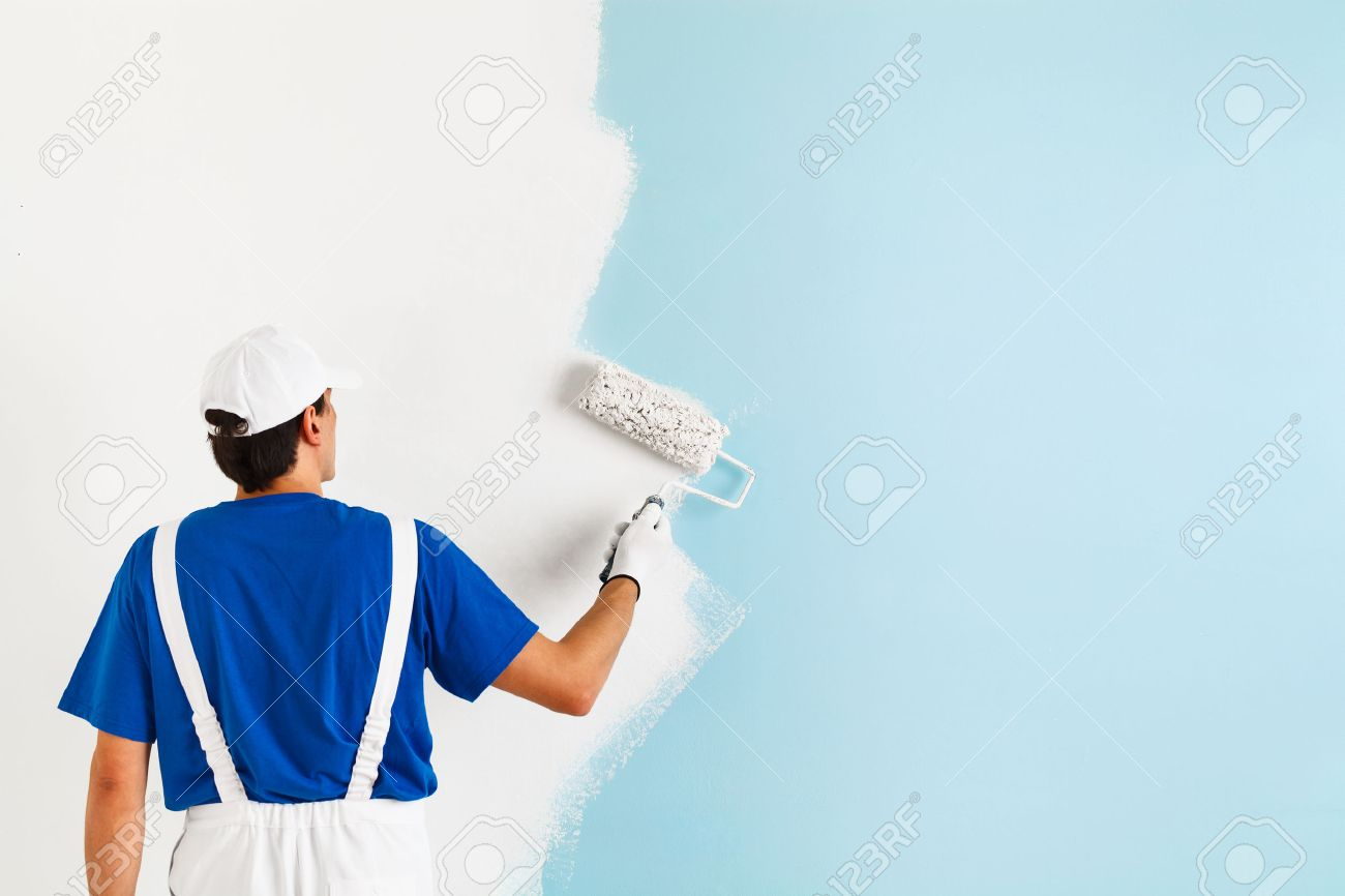1300x866 Paint Roller Stock Photos. Royalty Free Paint Roller Images