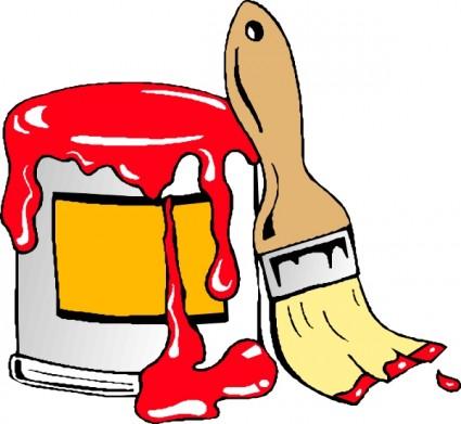 425x391 Paint Clipart Paint Splash