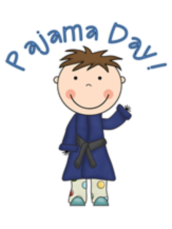 602x803 Crown Preschool Pajama Day! Crown Preschool