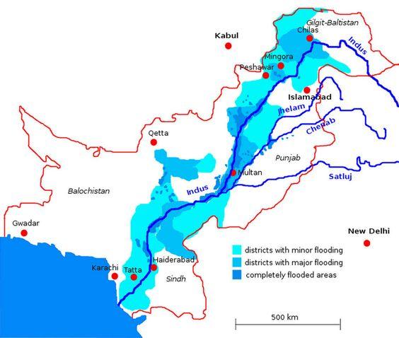 564x478 Map Of Pakistan Pakistan (Abc) Pakistan