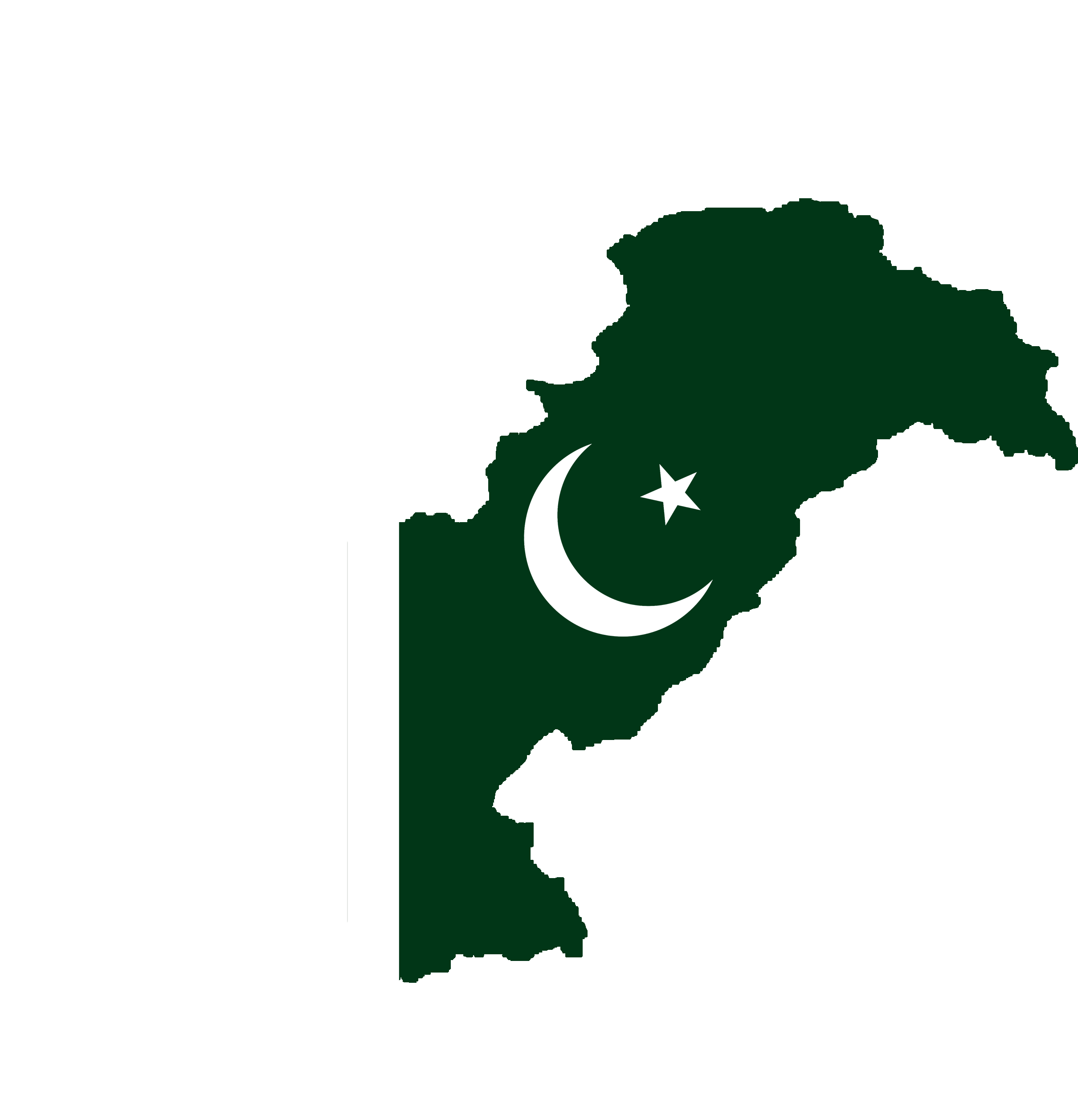 2420x2514 Pakistan Flag Map Pakistan Map Pakistan Flag Pakistan