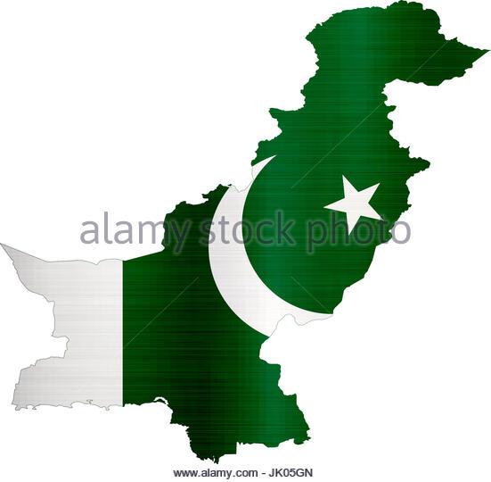 551x540 Pakistan Map Outline Stock Photos Amp Pakistan Map Outline Stock