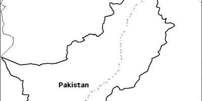 400x200 Pakistan Map