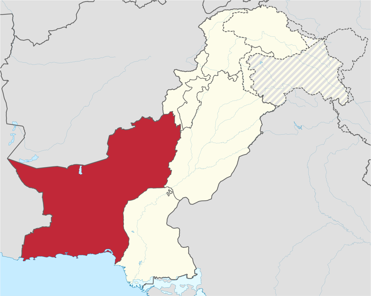 1200x959 Where Is Pakistan On The World Map