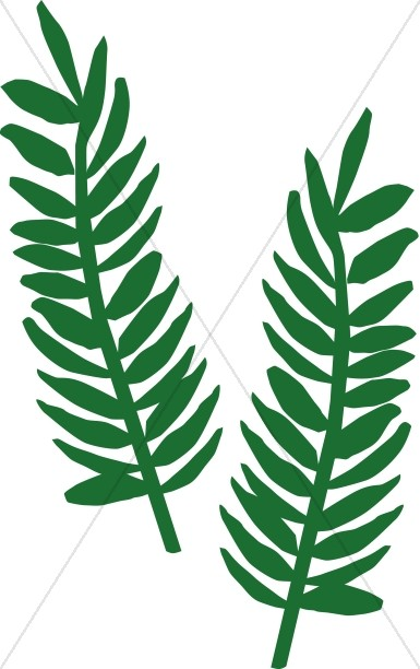 385x612 Palm Leaves Jesus Clip Art – Cliparts