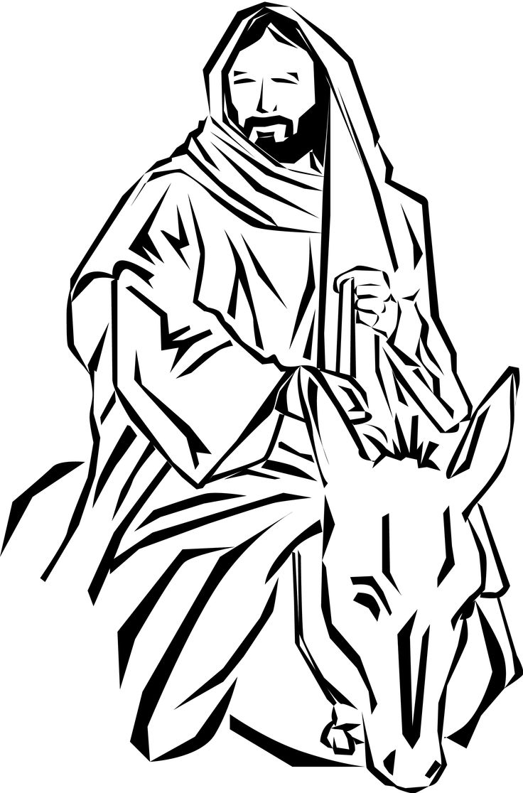 Palm Sunday Clipart Free