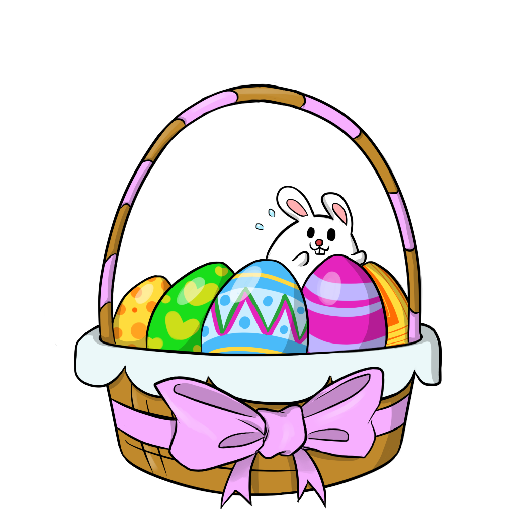 1024x1024 Easter Clipart