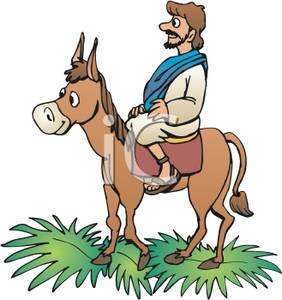 282x300 Annimated Palm Sunday Clipart ClipArtHut