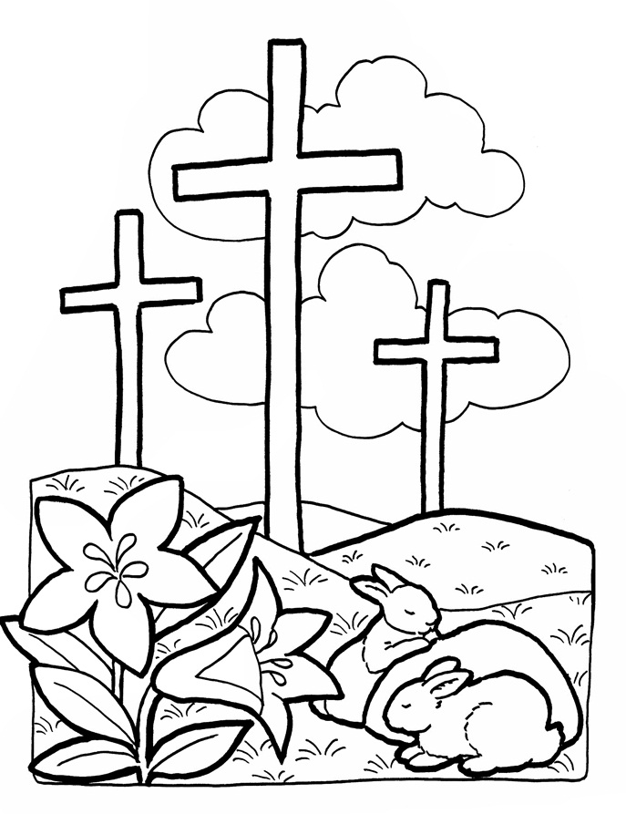 Palm Sunday Clipart Religious | Free download best Palm Sunday ...