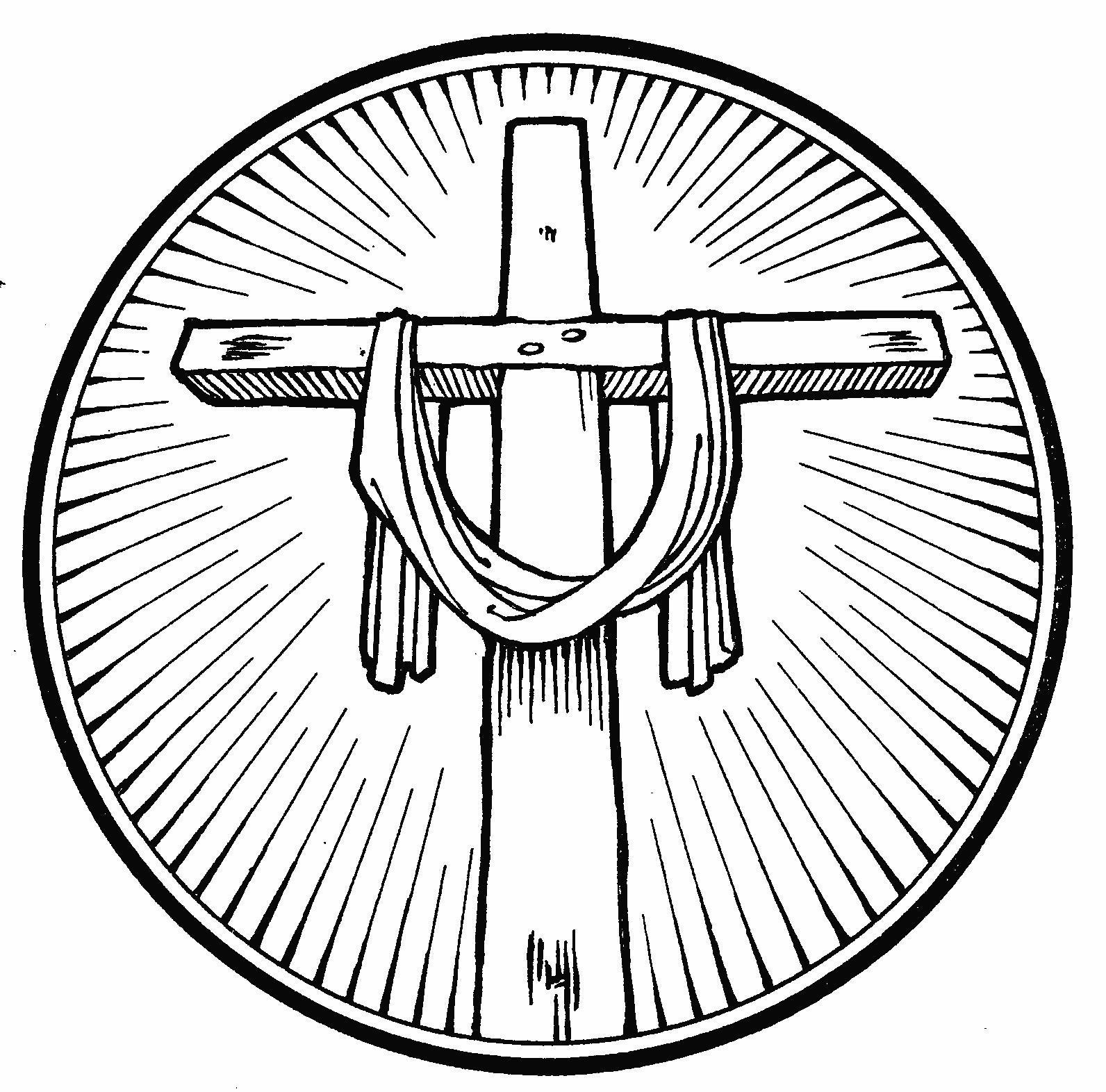 1592x1572 Resurrection Sunday Free Clipart