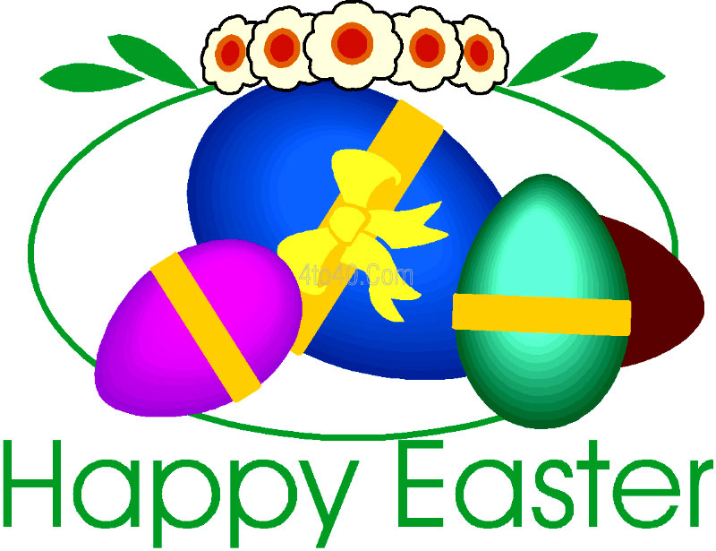 800x615 Easter Sunday Clip Art
