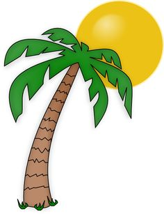 236x307 Palm Tree Large Png Clip Art Image