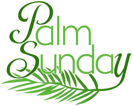 564x450 Palm Sunday Clip Art