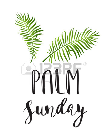 Palm Sunday Graphics Free