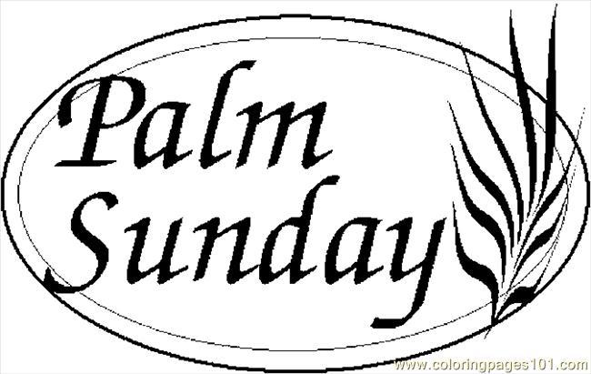 650x411 Palm Sunday Clip Art Images Clipart Panda