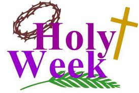 274x184 13th April 2014 – Palm Sunday amp Holy Week Church Of Christ The King