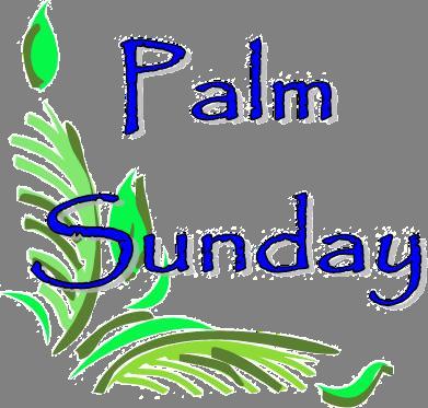 391x373 Palm Sunday