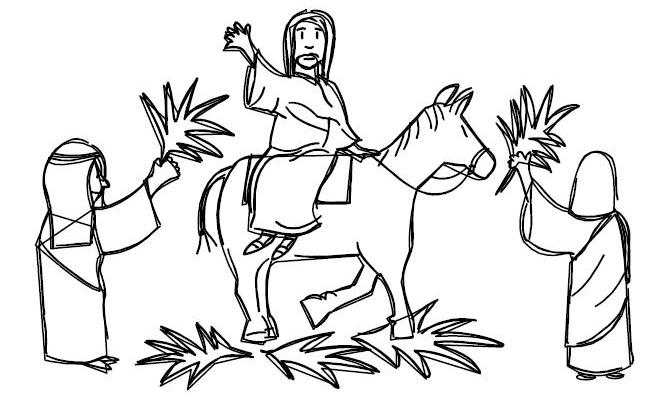 660x403 Palm Sunday Triumphal entry into Jerusalem