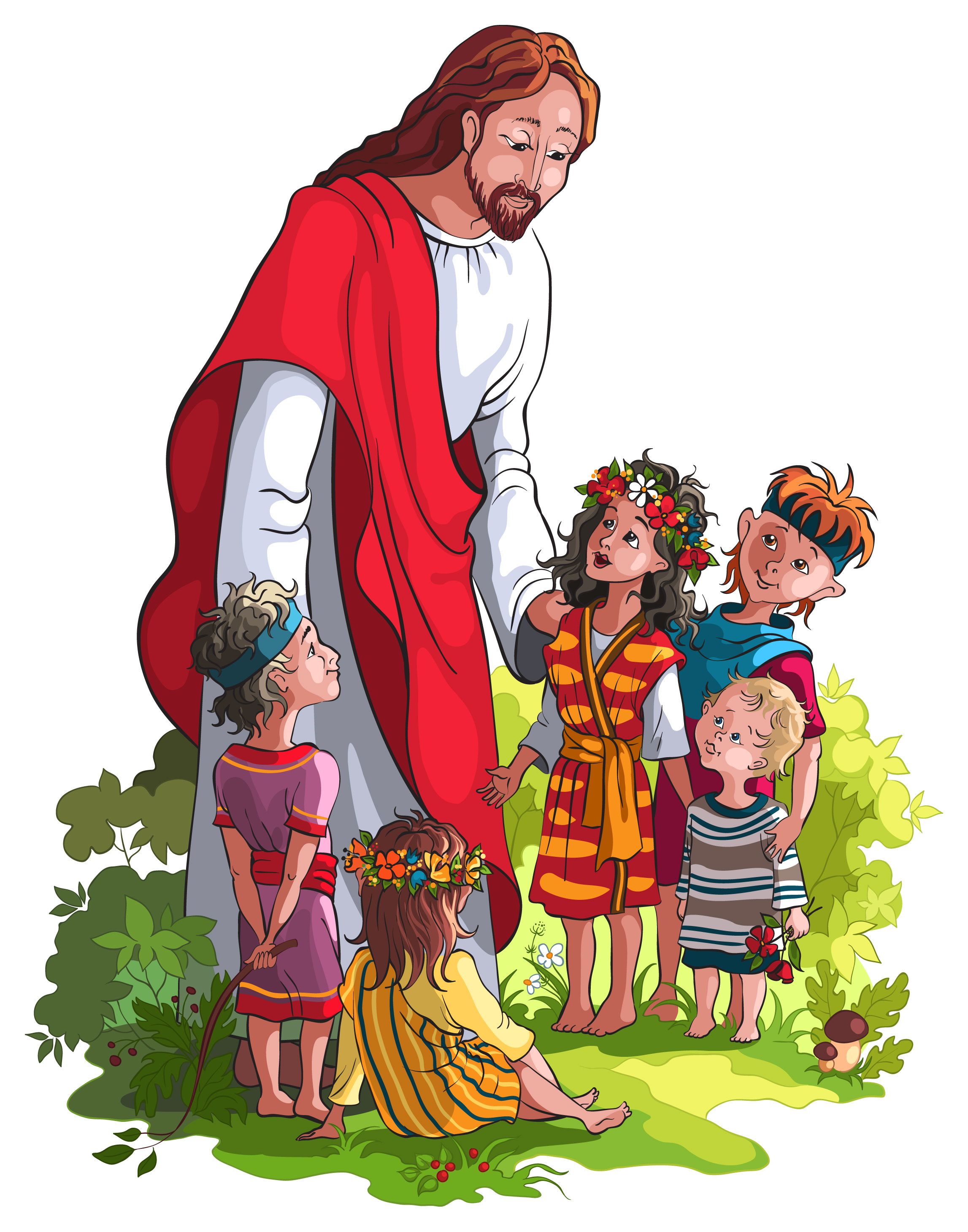 2294x2919 Palm Sunday Free Kidmin Lesson Revival Fire For Kids