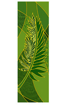 147x225 palm sunday eBay