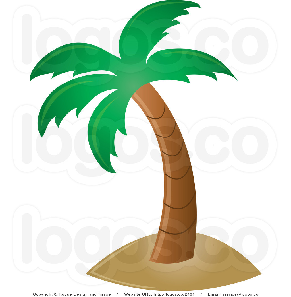 1024x1044 Islet Clipart Palm Tree Beach