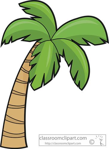 365x500 Palm Tree Art Tropical Palm Trees Clip Clipart 2