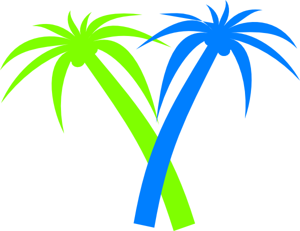 600x462 Palm tree clip art printable free clipart images 5
