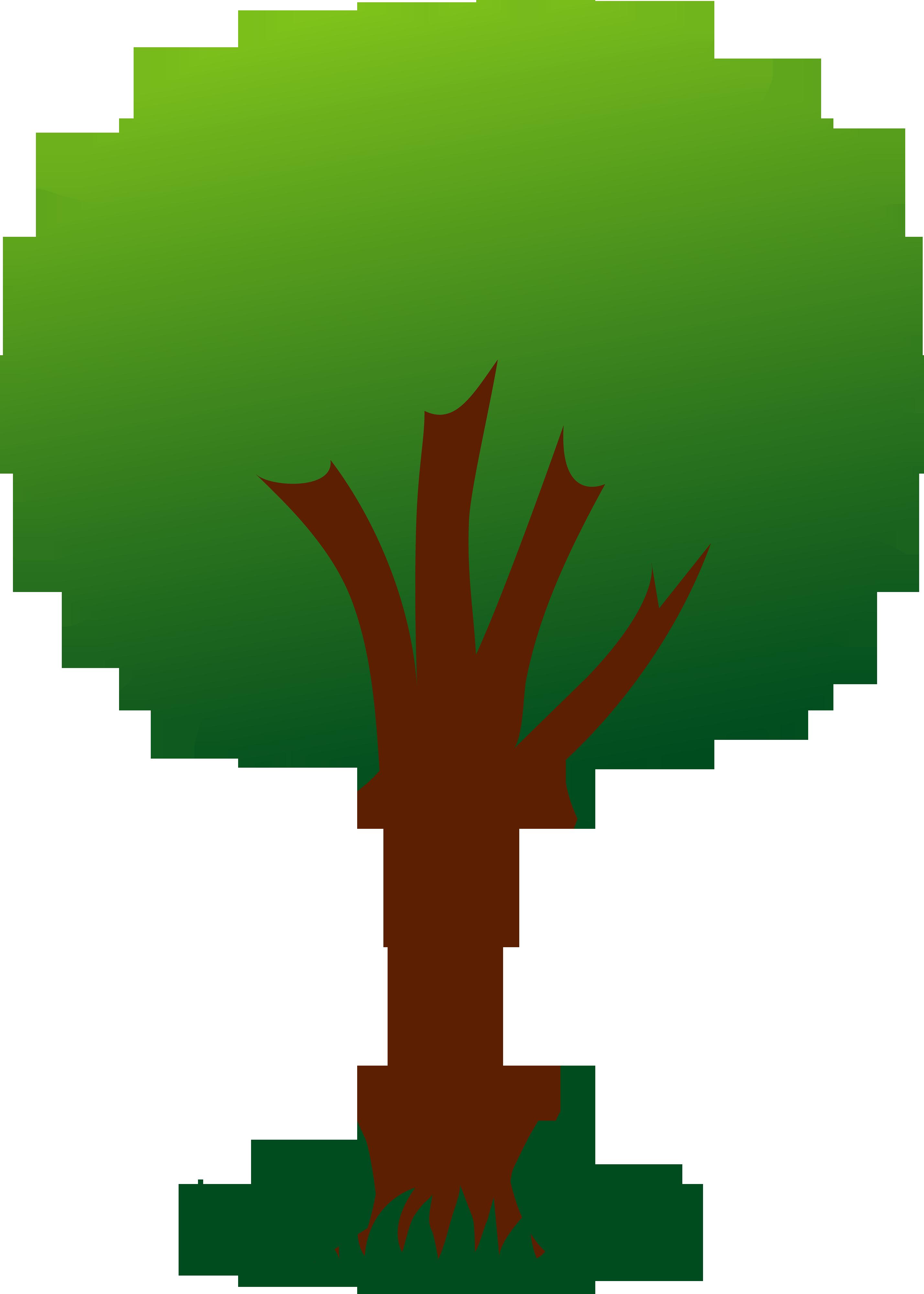 2856x4000 Clip Art Trees