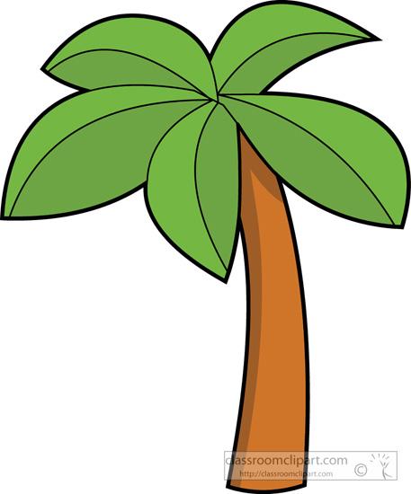 457x550 Palm Tree Clipart Cartoon