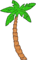 119x199 Animated Palm Tree Clipart
