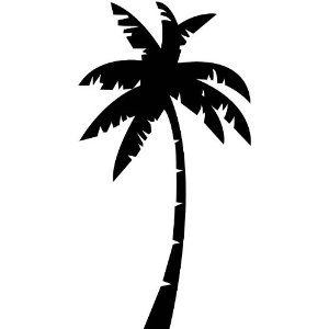 300x300 16 Best Hawaiian Silhouettes Images Silhouettes