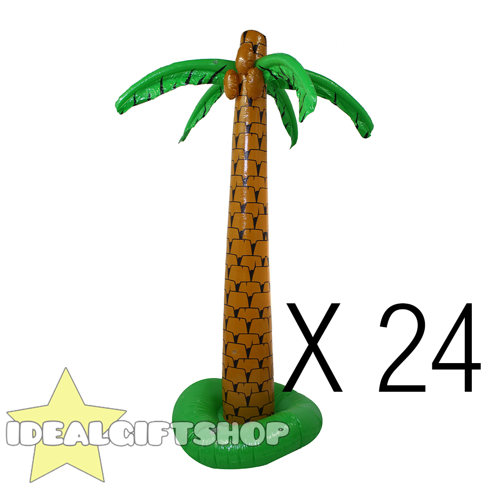 1000x1000 Bulk Inflatable Palm Tree Tropical Party Blow Up Fancy Dress