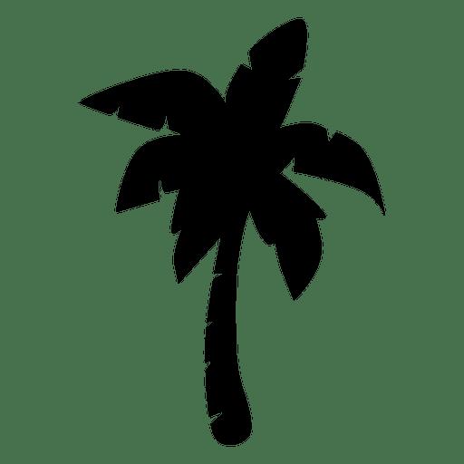512x512 Silhouette Palm Palm Tree