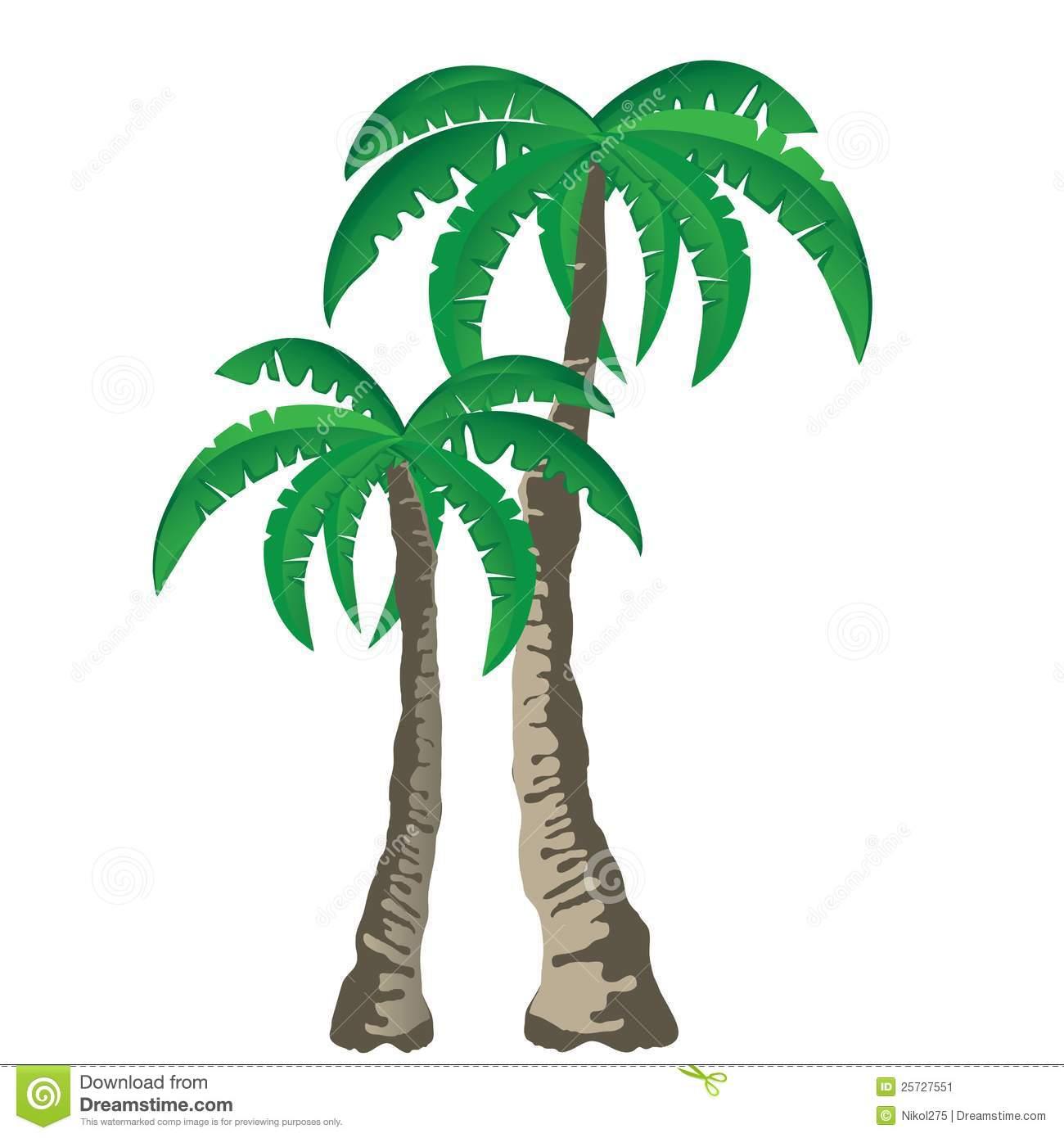 1300x1390 Drawn Palm Tree Tropical