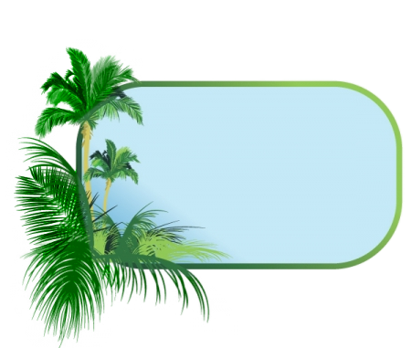Palm Tree Picture Frames Free Download Best Palm Tree Picture