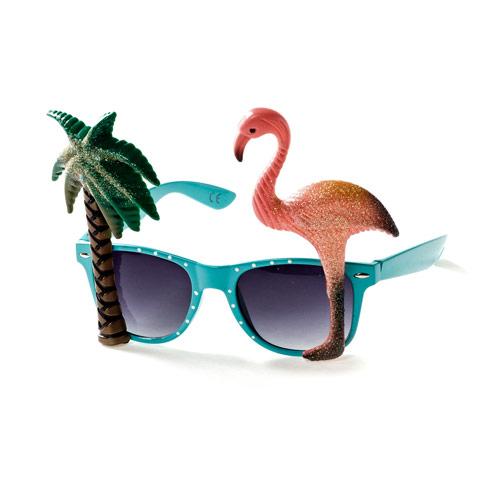 500x500 Tree And Flamingo Sunglasses, Sunglasses, All, Accessories, Frames