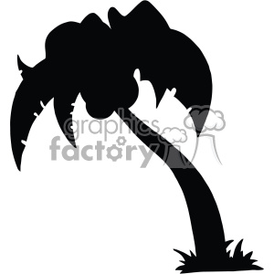 Palm Tree Vector Clipart