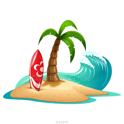 400x400 Palm Tree Beach Clipart Clipart Panda