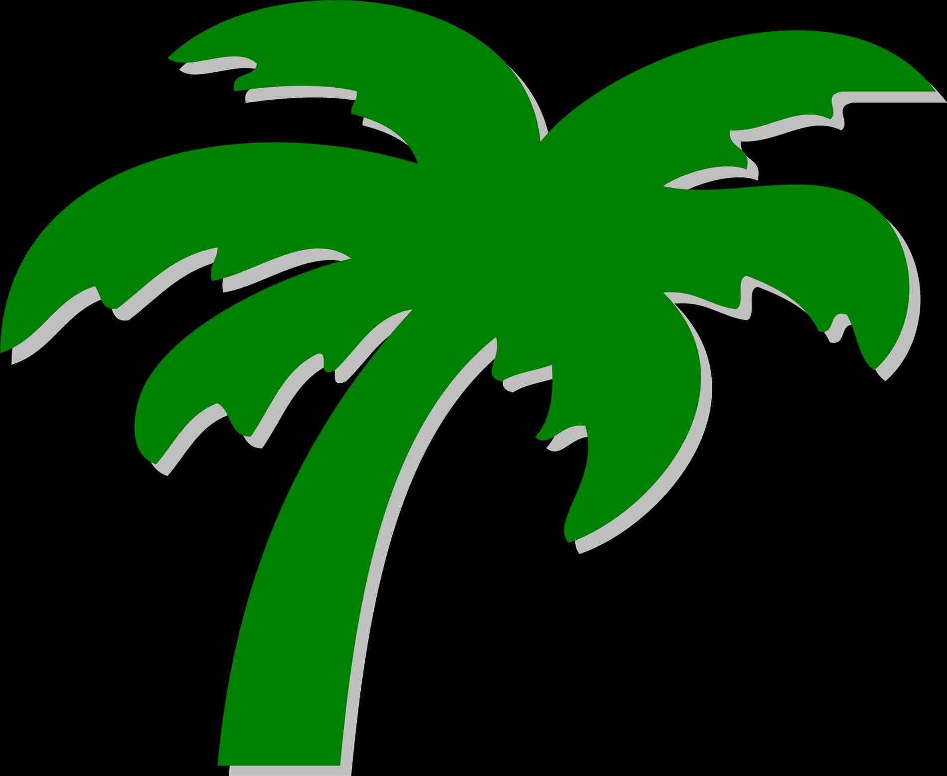 1900x1557 Palm Tree Christmas Lights Clipart Cheminee.website