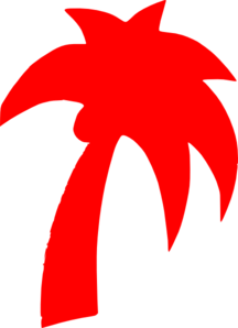 216x298 Palm Tree Clip Art