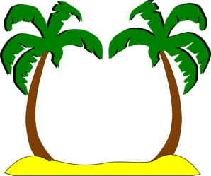 298x249 Sophies Palm Trees Clip Art
