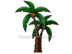 Palm Trees Clipart Free