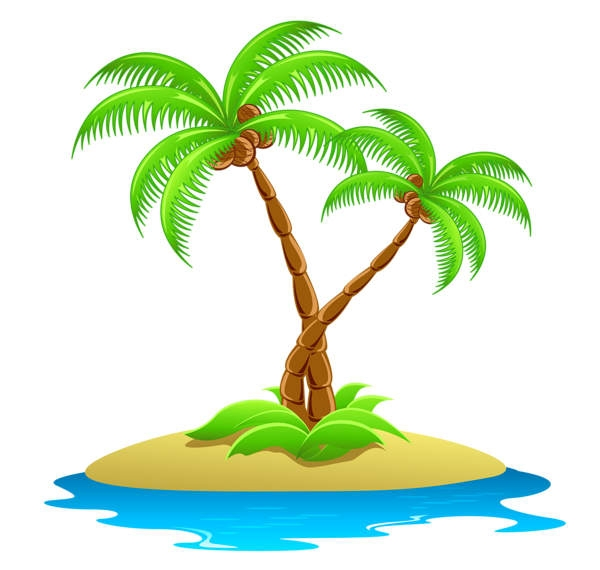 Palm Trees Clipart Free | Free download on ClipArtMag